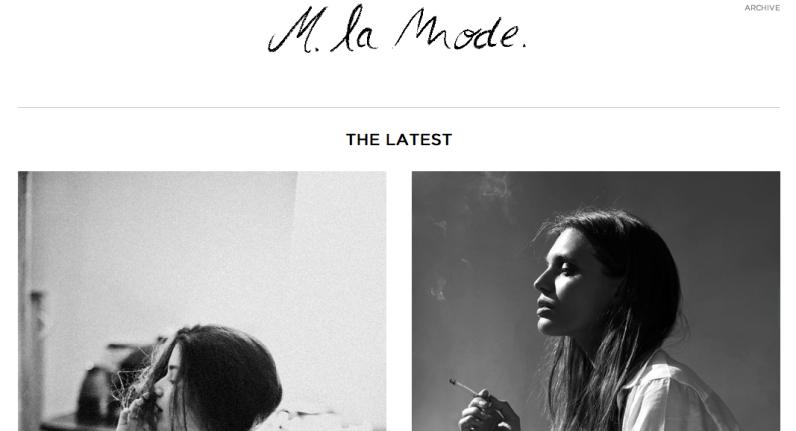 M la Mode Tumblr